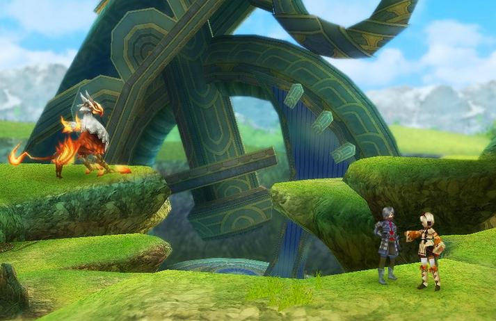 Online RPG celes arca