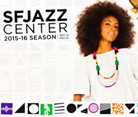 SFJAZZ 2015-16 Season