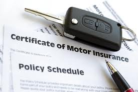 Auto insurance: green card and certificate of insurance