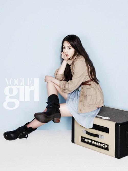 Sohee(Wonder Girls) ในมาดของ ร็อกเกอร์สาวแสนซน