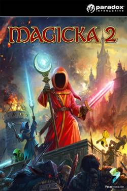 Capa Magicka 2 Torrent PC 2015