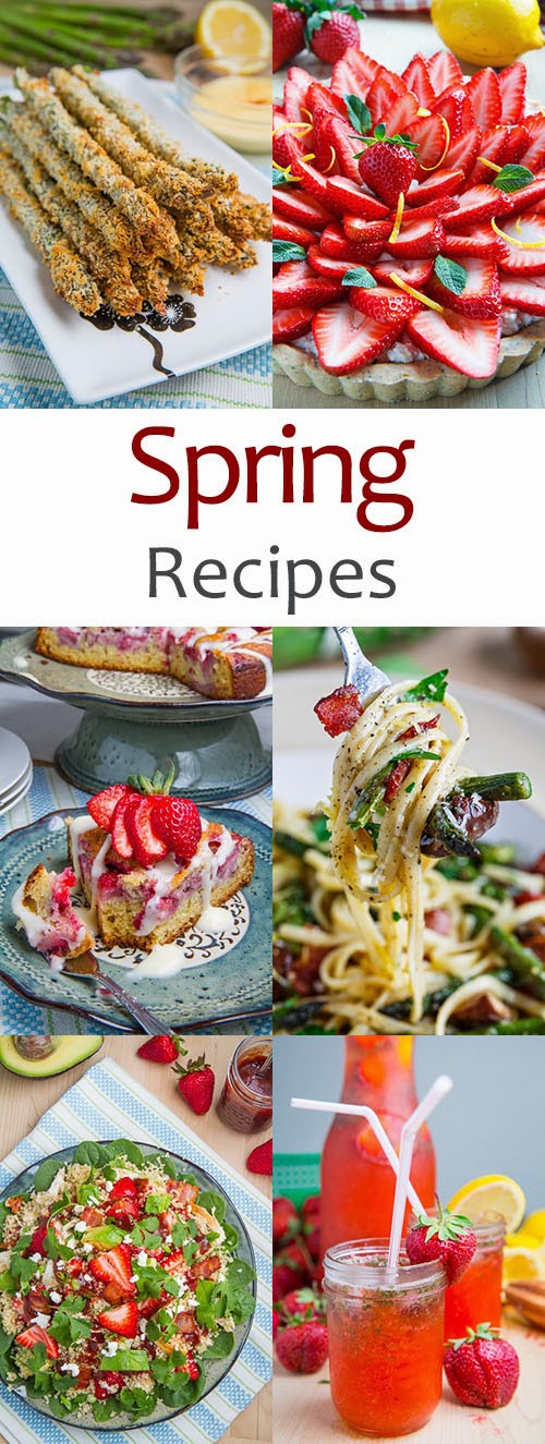 50 Spring Recipes