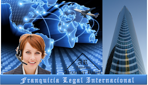 Únete a nuestra Franquicia Legal Internacional
