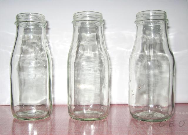 Classy Event Organizer How To Diy Glass Milk Bottles