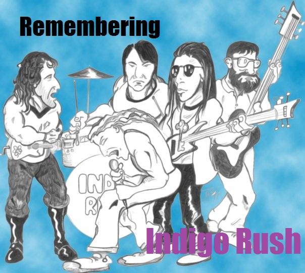 Indigo Rush - Redux