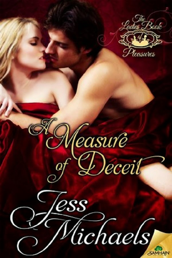 Unwrapping Romance: Unwrapping a Review of A MEASURE OF DECEIT ...