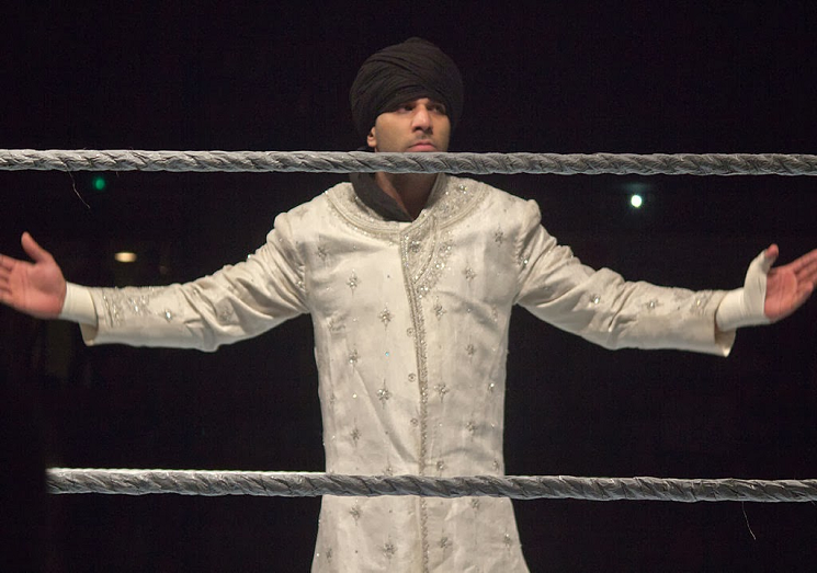 Jinder Mahal Hd Free Wallpapers