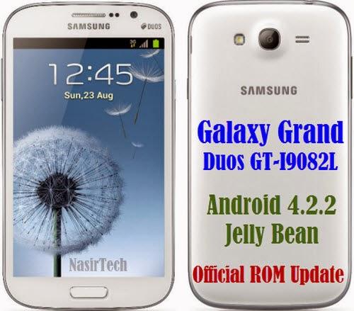Samsung Galaxy Grand Bootloop