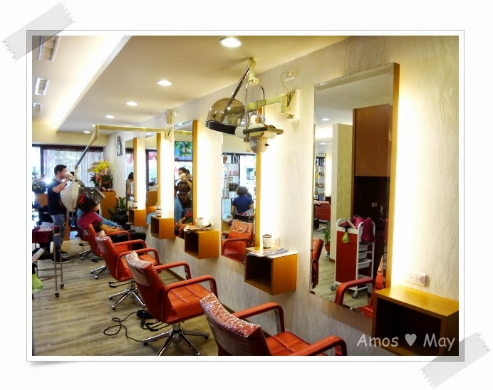 台南髮型沙龍-Noma Hair Saloon-個人座位