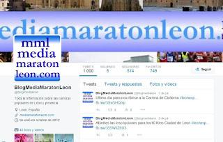 twitter media maraton leon
