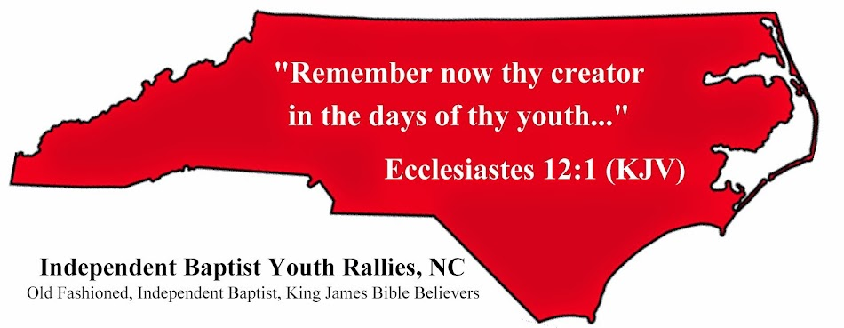 Independent Baptist Youth Rallies, NC
