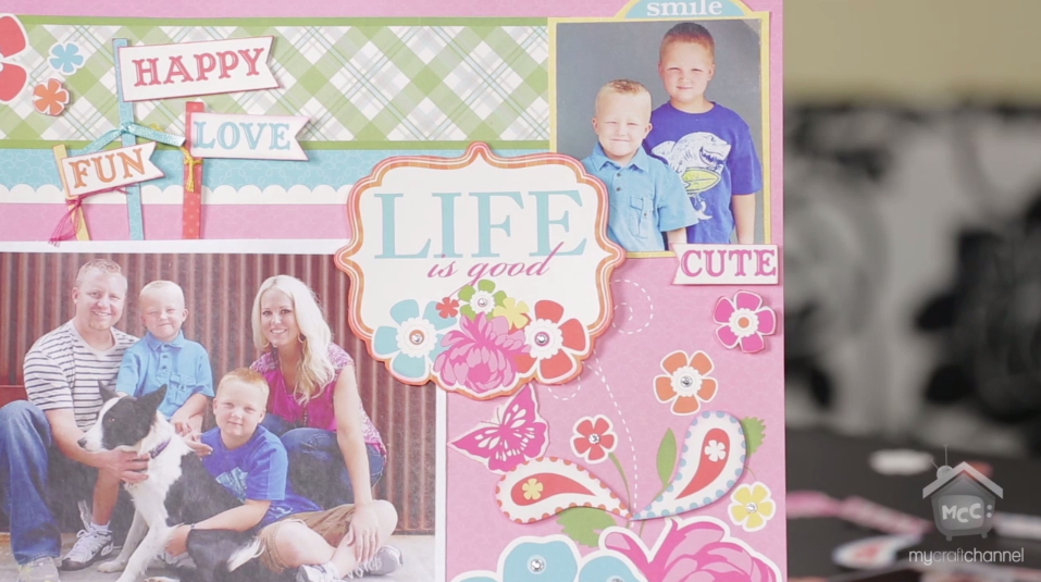 My craft channel june 19th heidi coming back life is for Tim holtz craft mat