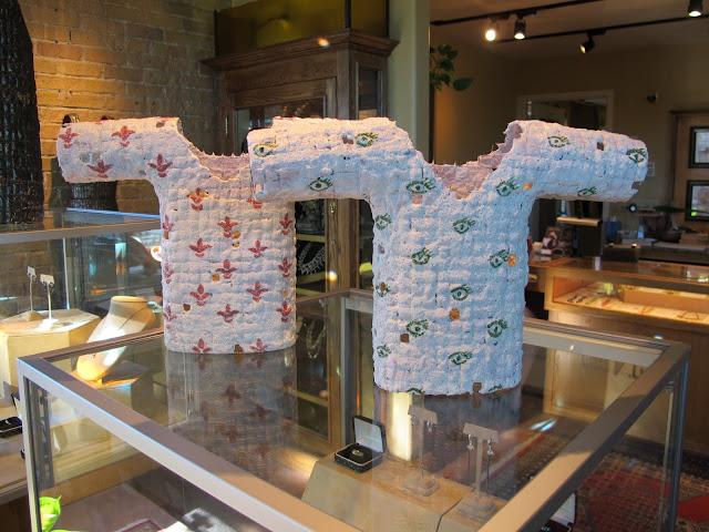 Jen Harmon Allen torso sculptures
