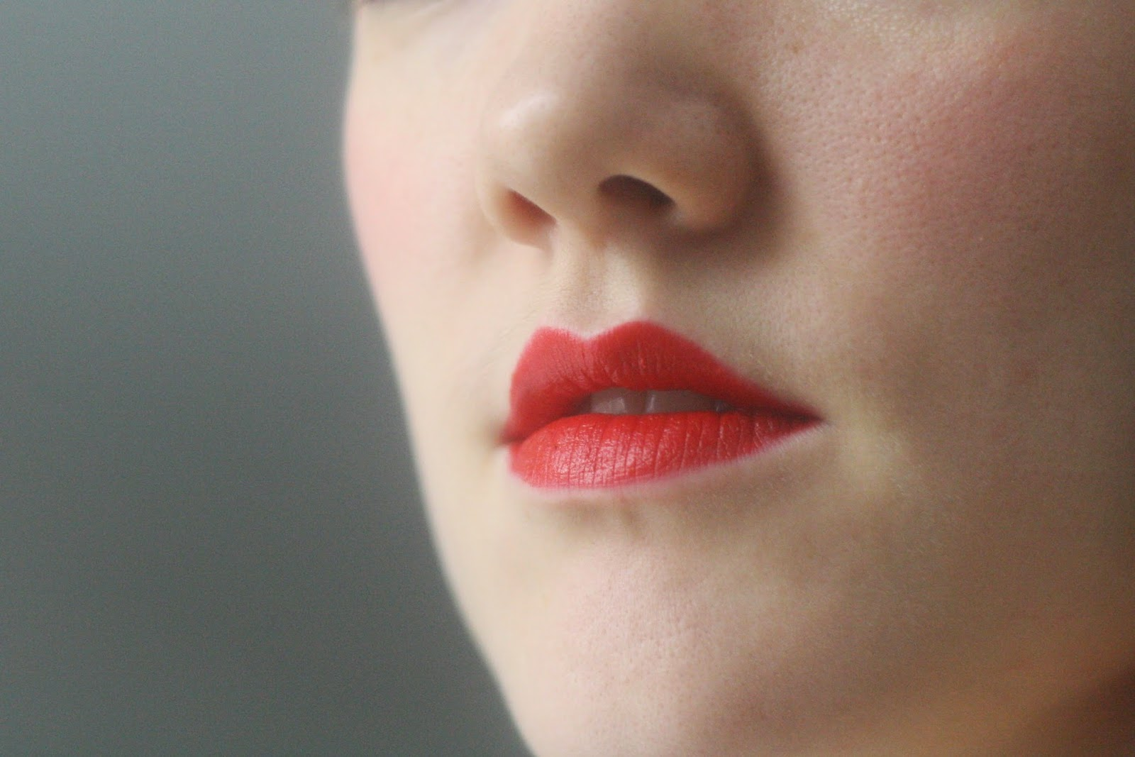 Art Deco Perfect Colour 03 Poppy Red Review