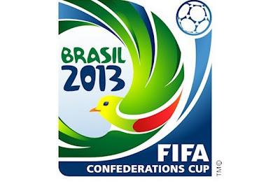 La Copa Confederaciones del 2013 ya tiene Logo