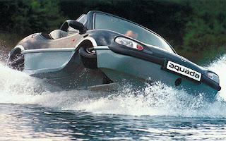 سيارة غيبس أكوادا، سياره بر مائى وهي تلك السيارة التي تم إطلاقها في العام 2003 بكلفة قدرها 150 ألف إسترليني