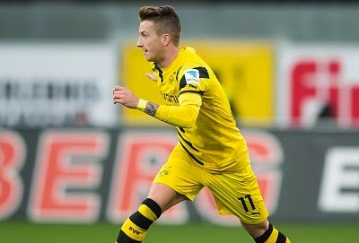 Marco Reus to prefer Arsenal
