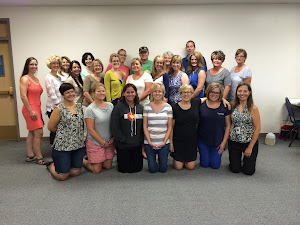 Inspired Writing Cohort 14-15