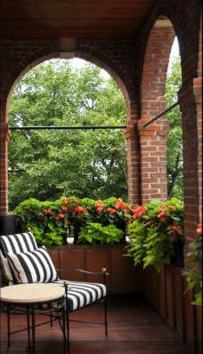 The Wool Acorn Beautiful Outdoor Spaces
