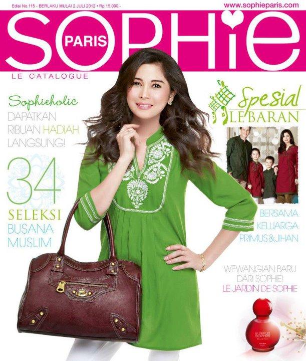 Katalog Sophie Martin Juli 2013
