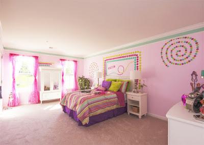 ห้องนอนสวีท