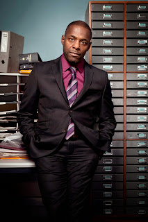PATERSON JOSEPH as DI Wes Leyton in Law and Order: UK series 7