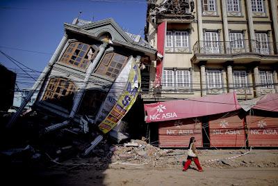 Terremoto de Nepal alteró una capa de la atmósfera de la Tierra
