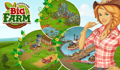 Gratis Big Farm – Game Pertanian