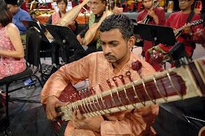 Pemuzik Sitar