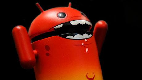 cara mencegah virus di hp android