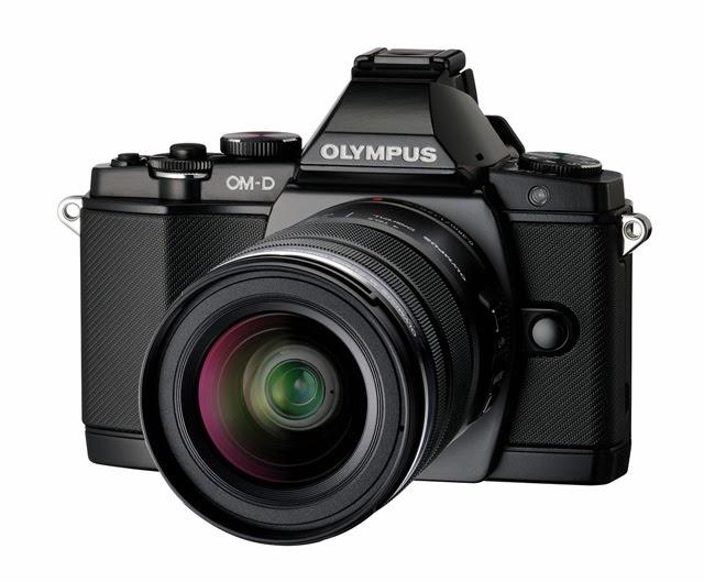 Fotografia della Olympus E-M5