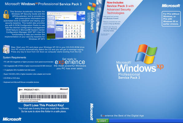 Программа Windows Xp Sp 3