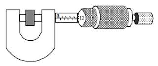 Mikrometer Skrup