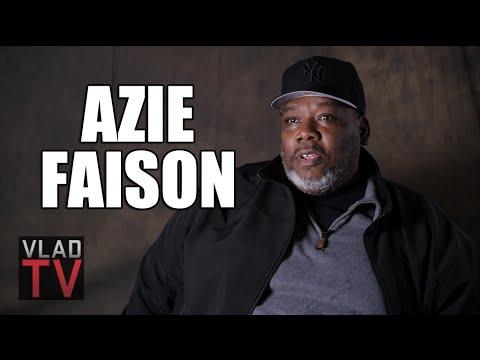 Azie Faison on Meeting Rich Porter