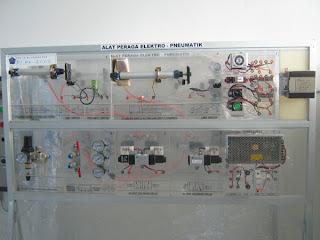 Kursus PLC - Pneumatik