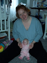 Tiny Sophia & Mommy 2003
