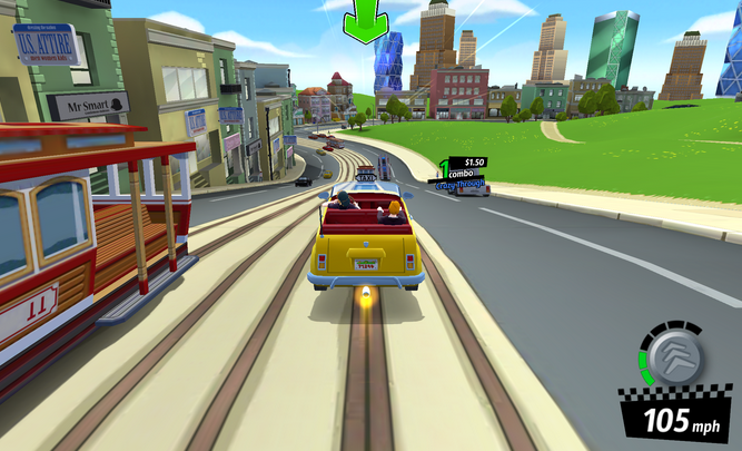 These 4 reasons why the iOS game app Crazy Taxi City Rush isn't that fun, and puts it against the original. Check it out!