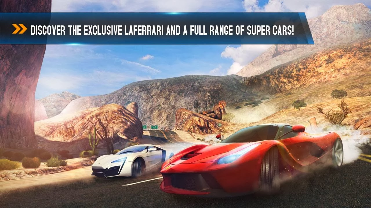 Asphalt 8: Airborne v1.2.0m Mod [Unlimited Money/Star/XP]