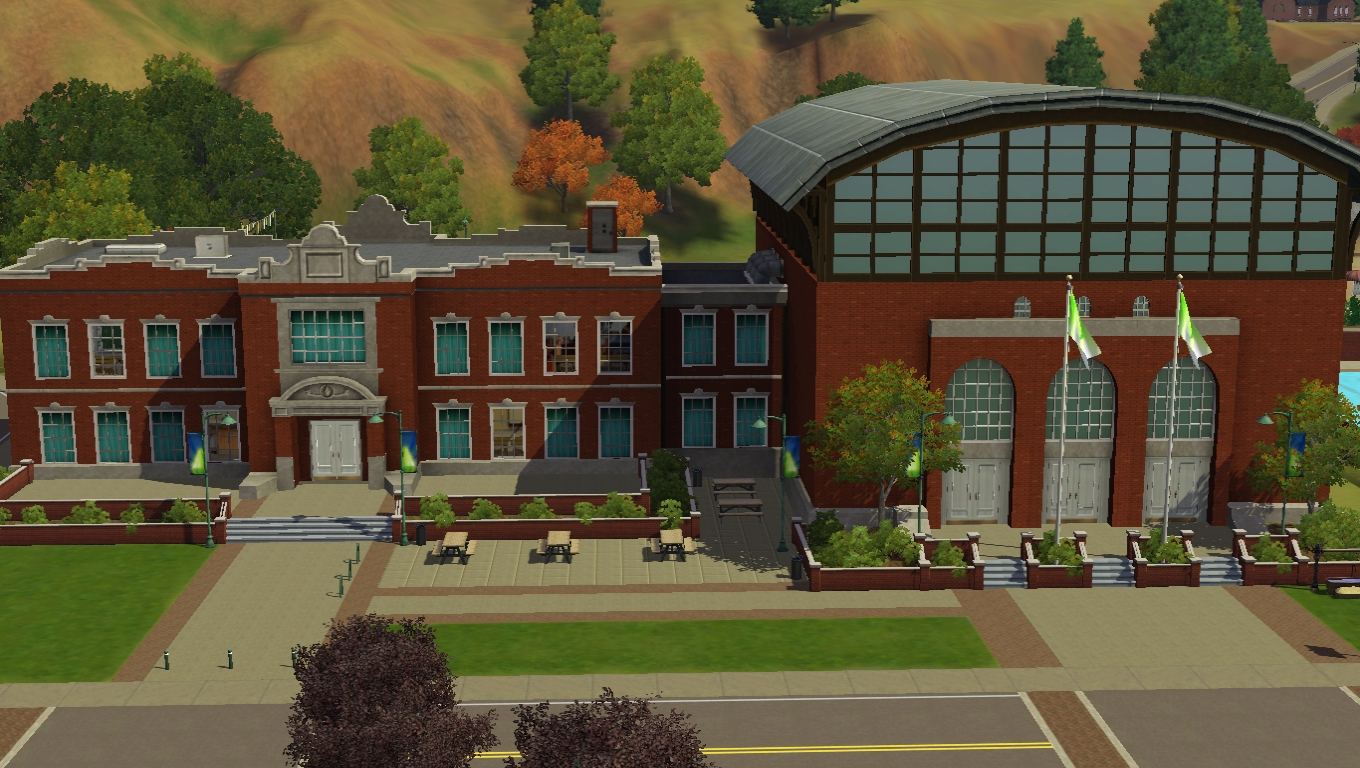 Sims for schools