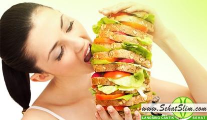 Makan Banyak Langsing
