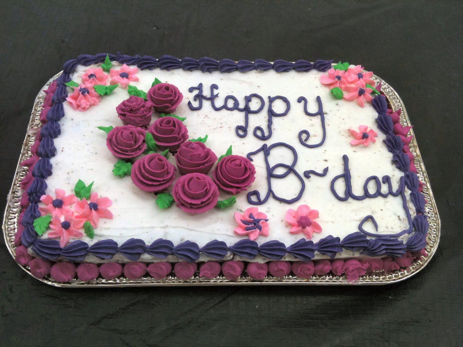 Cake Decorating by Sonia: May Decorating Basics - Final ...