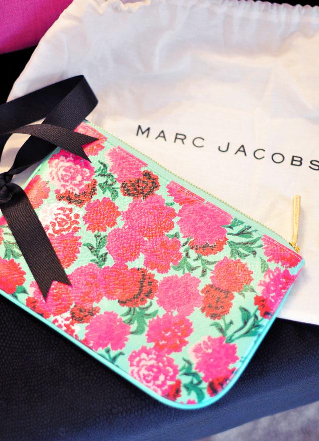floral marc jacobs bag Resort SS 2013