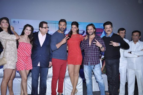 Race 2 All Bollywood Star Cast Team