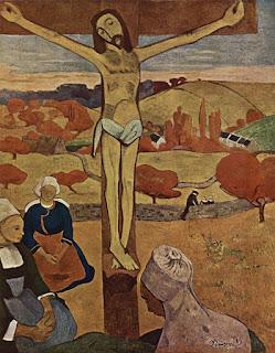 O Cristo Amarelo, de Paul Gauguin