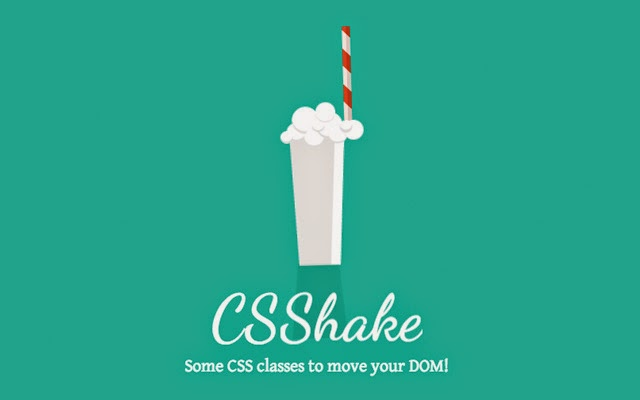 CSShake Tutorials