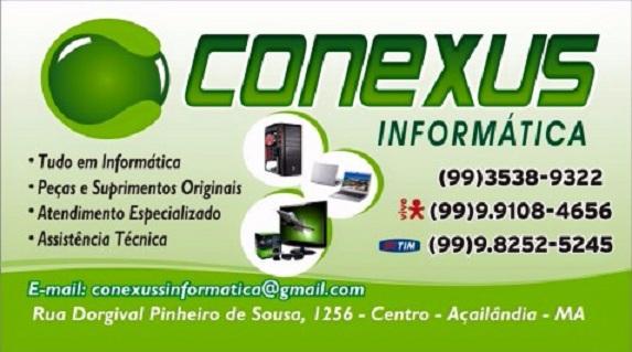 CONEXUS INFORMÁTICA