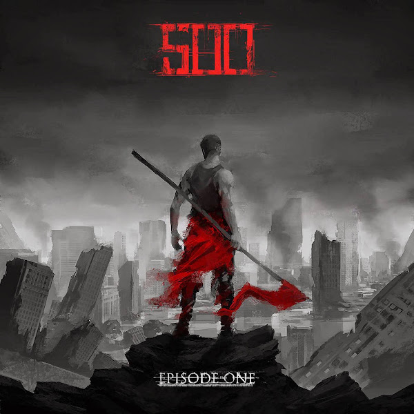 Caspa - 500: Episode One - EP Cover
