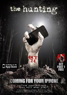 The Hunting: l'app più terrificante del momento è disponibile su AppStore!