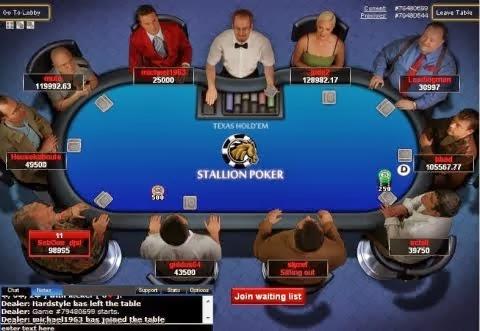 Poker game downloads