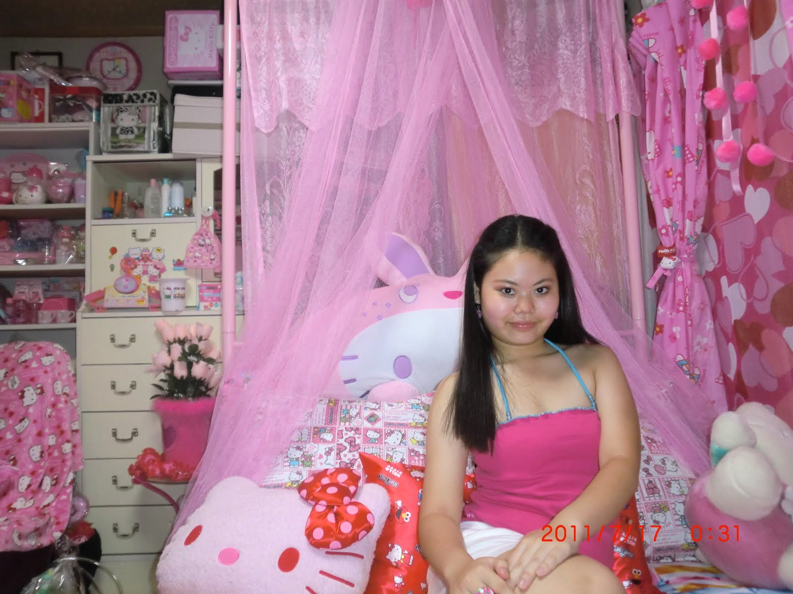 Hello Kitty Blog: Hello Kitty Room